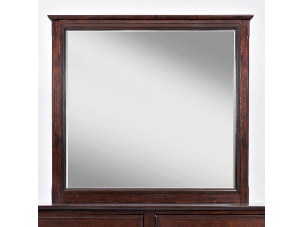 Morris Home Furnishings BannerBanner Mirror