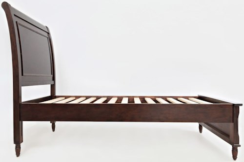 Jofran Boden: Cherry Twin Panel Bed