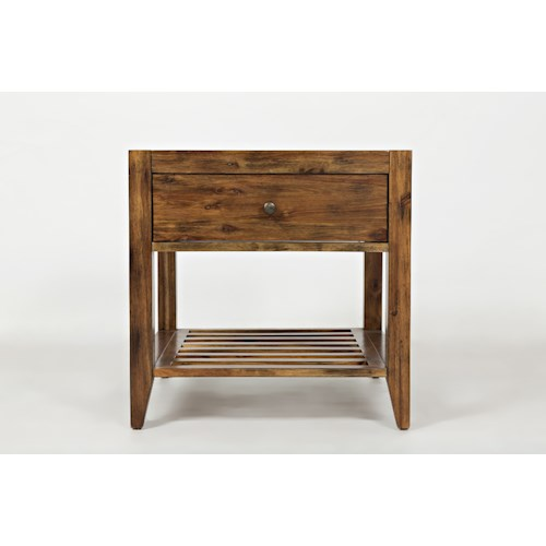 Jofran Beacon Street End Table