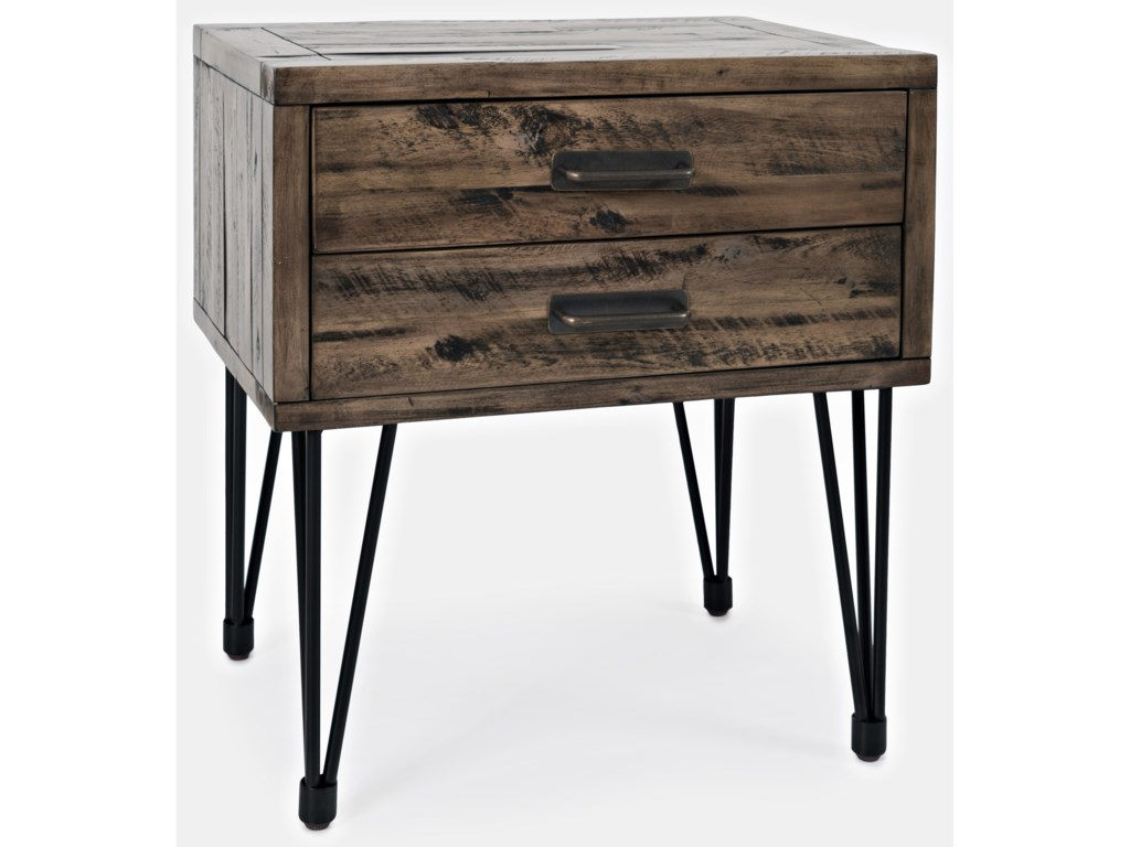 Jofran BlackstoneEnd Table