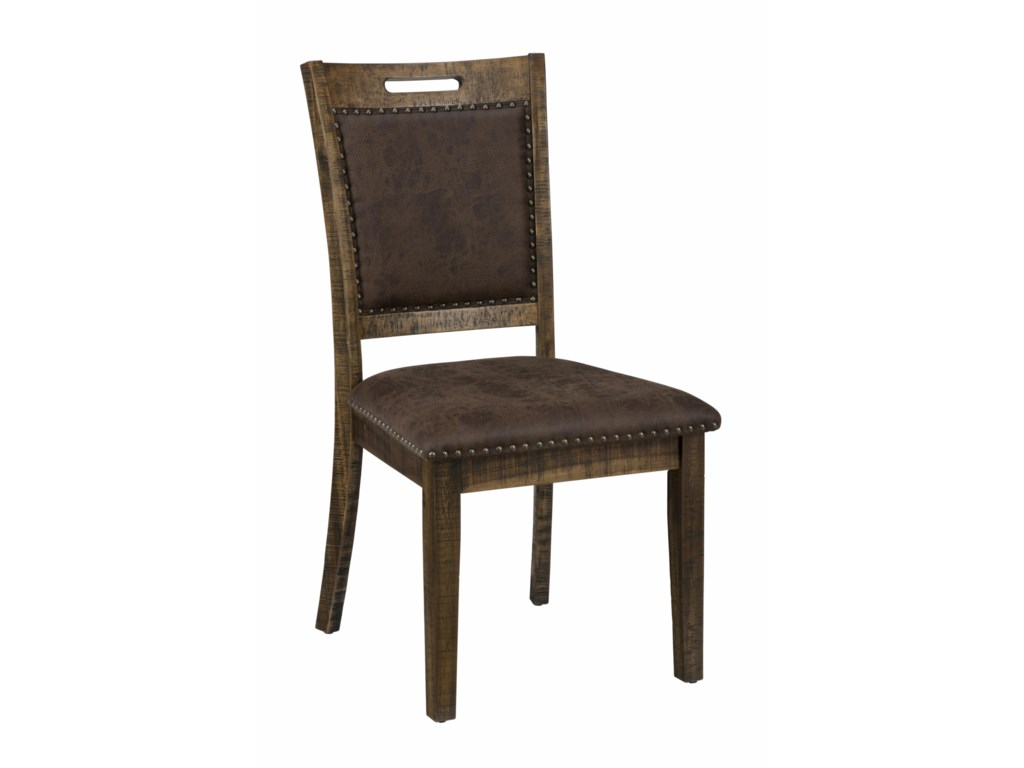Jofran Cannon ValleyUpholstered Back Dining Chair