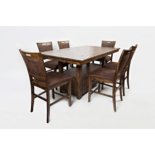 Jofran Calvin High/Low Table and Chair Set