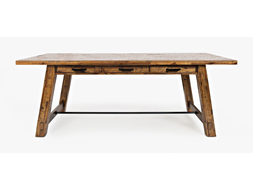 Jofran Cannon ValleyTrestle Dining Table