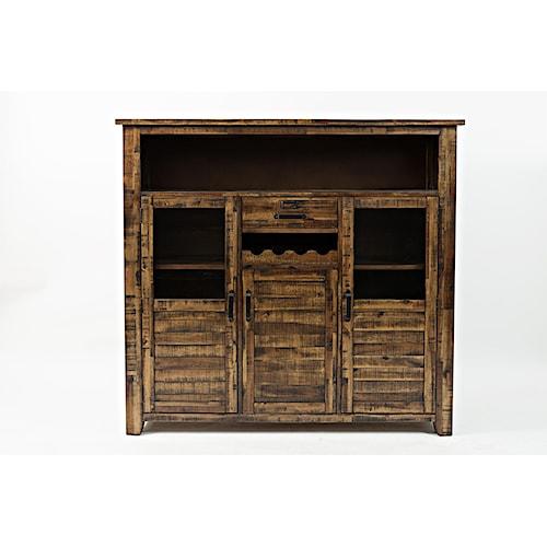 Jofran Calvin Wine Cabinet