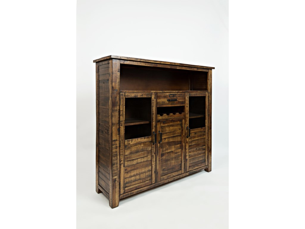 Jofran Cannon ValleyWine Cabinet