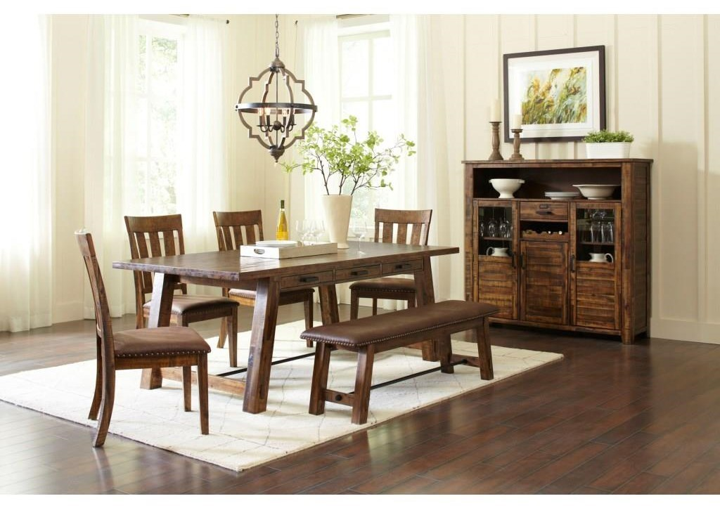 Jofran Cannon Valley5 Piece Dining Set