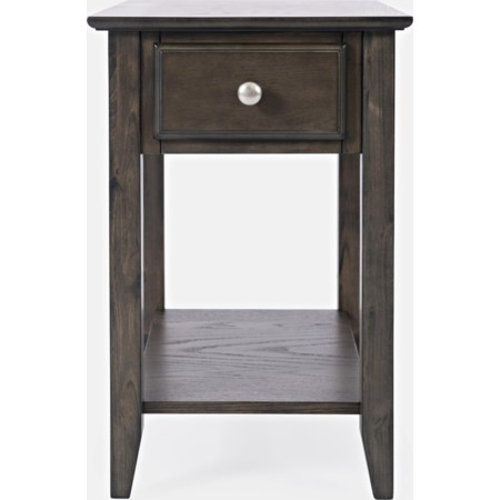 Chair Side Table w/ Drawer