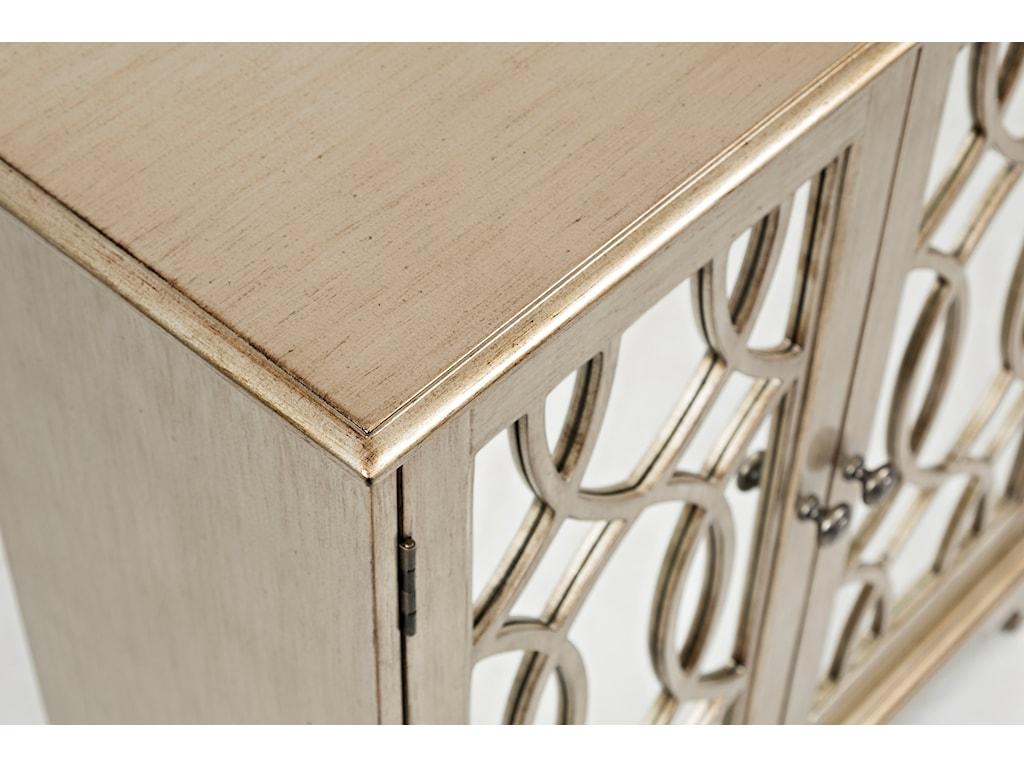 Cabinet Top Detail Shot