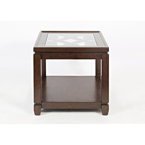 Jofran Casa Bella Casa Bella End Table