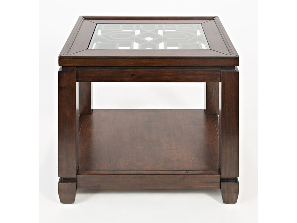 Jofran Casa BellaChairside Table