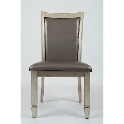 Jofran Casa Bella Upholstered Dining Chair