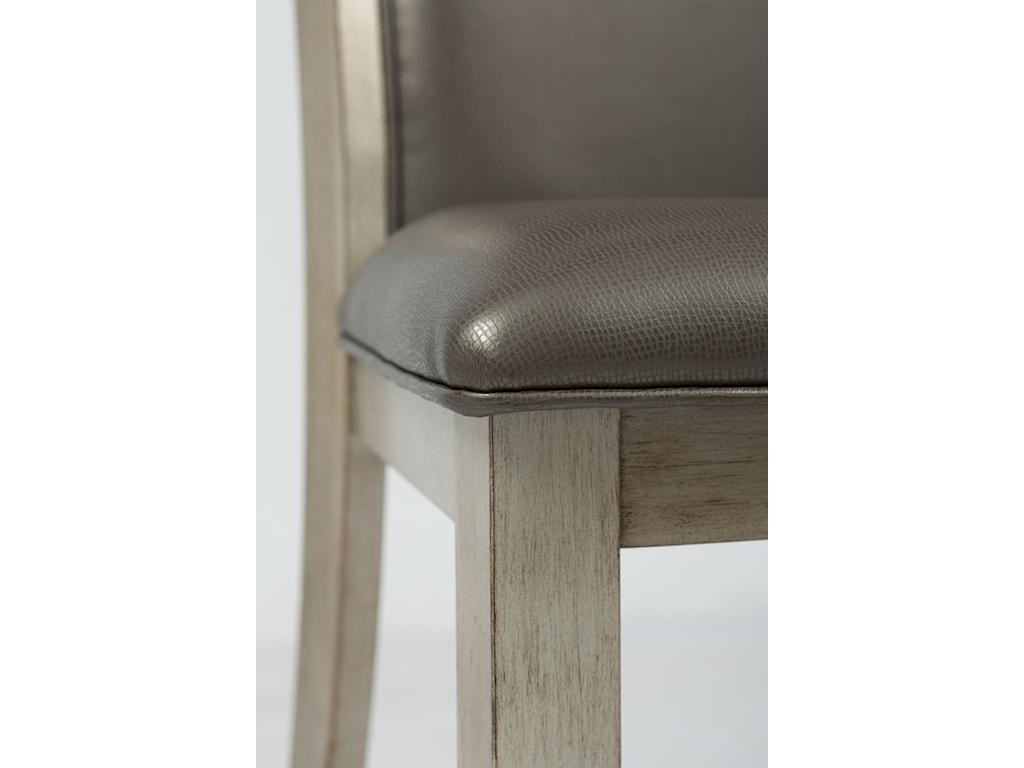 Seat Corner Detail Shot