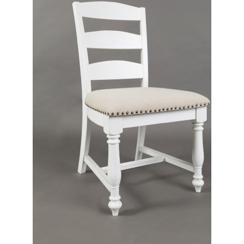 Jofran Castle Hill Ladder Back Dining Chair