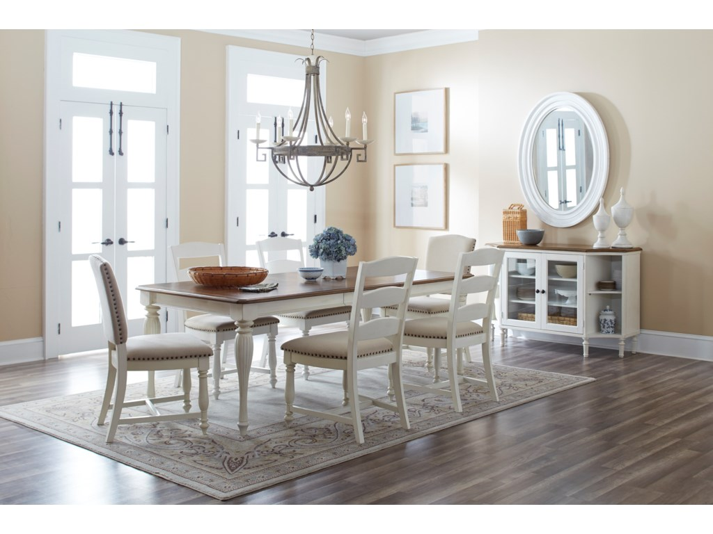 Jofran Castle HillRectangle Dining Table