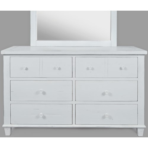 Jofran Chesapeake Dresser