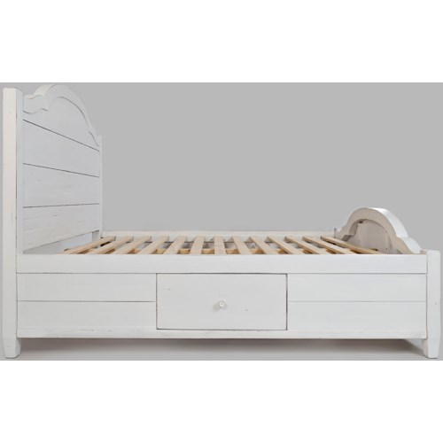 Jofran Chesapeake Full Size Bed