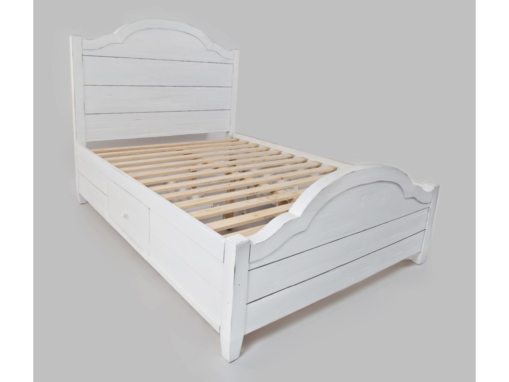 Jofran ChesapeakeQueen Size Bed