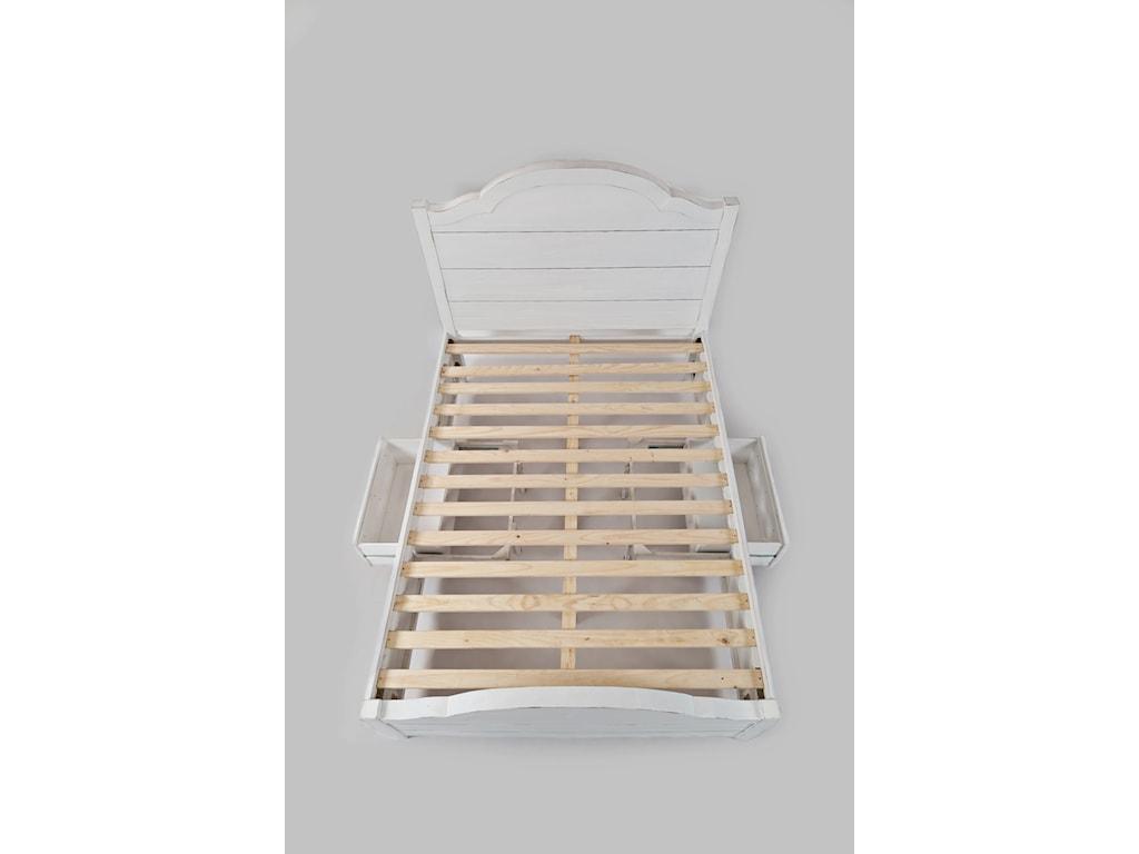 Jofran ChesapeakeFull Size Bed