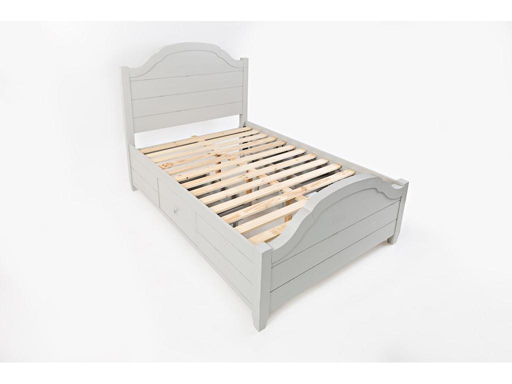Jofran ChesapeakeQueen Size Bed