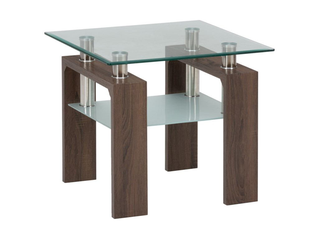 Jofran CompassEnd Table
