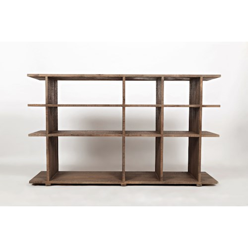 Jofran Conundrum Bookcase