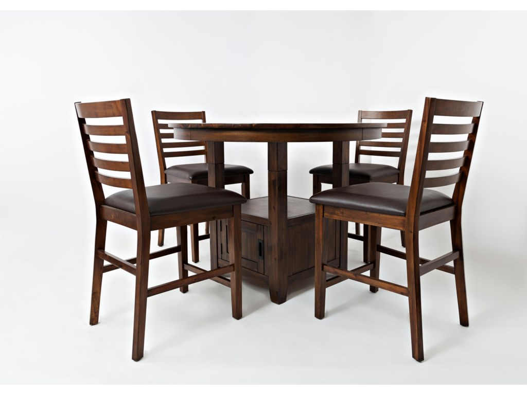 Jofran Coolidge CornerPub Table and Chair Set