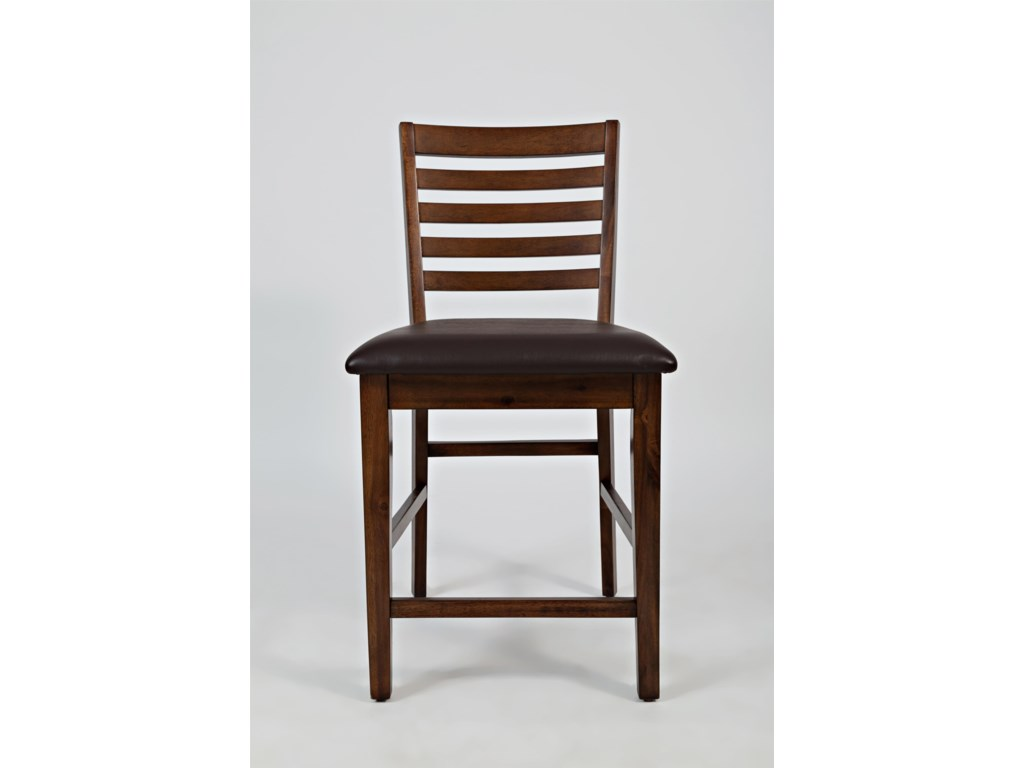 Jofran Coolidge CornerLadderback Counter Stool