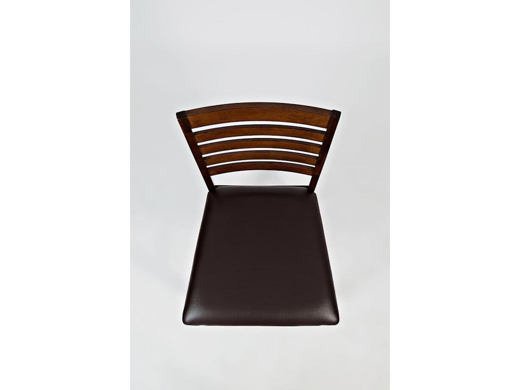Seat Cushion Detail Shot