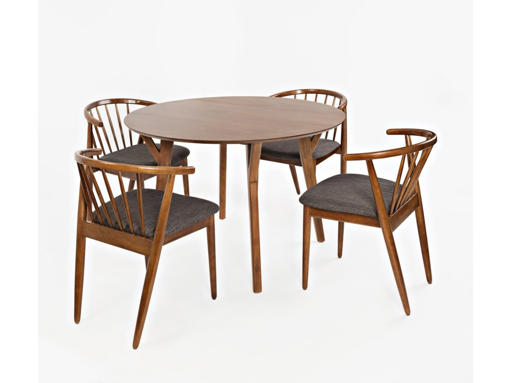 Jofran CopenhagenRound Dining Table and Chair Set