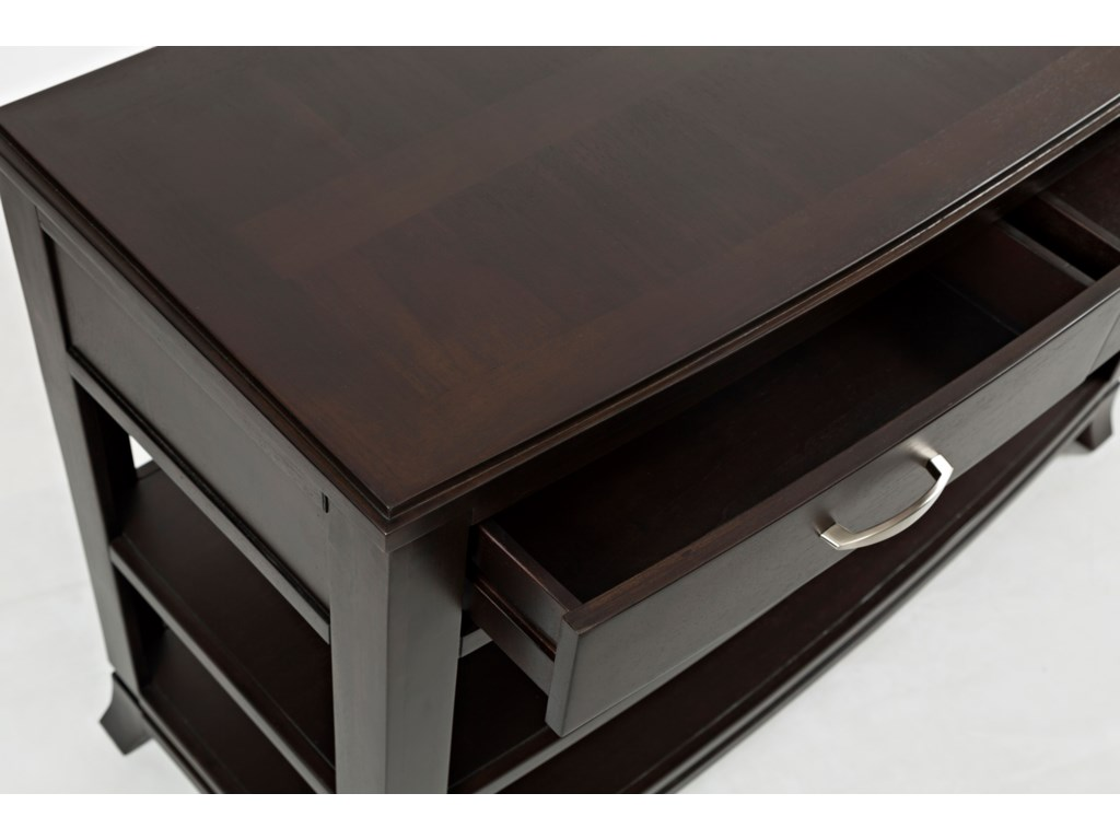 Drawer and Table Top Detail Shot