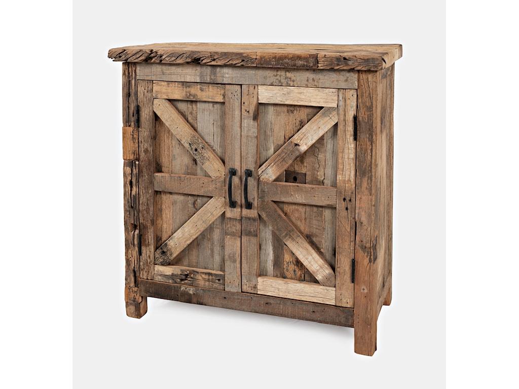 Jofran Eden Prairie2 Door Accent Cabinet