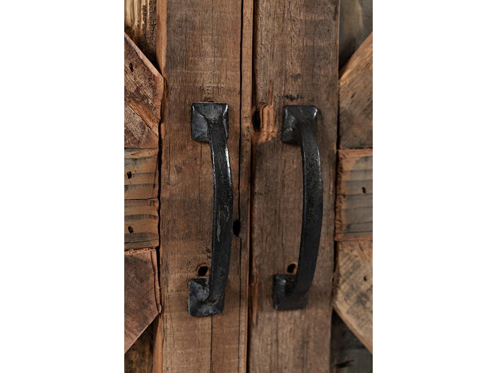 Jofran Eden Prairie6 Door Accent Cabinet