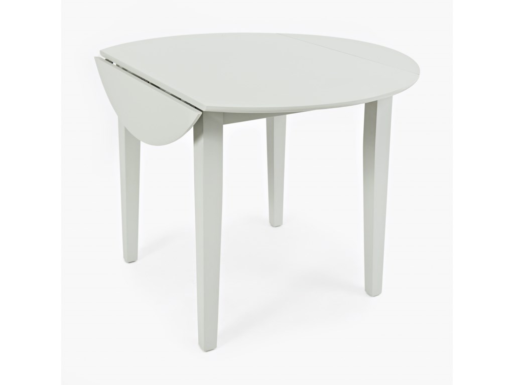 Jofran Everyday ClassicsRound Drop Leaf Table