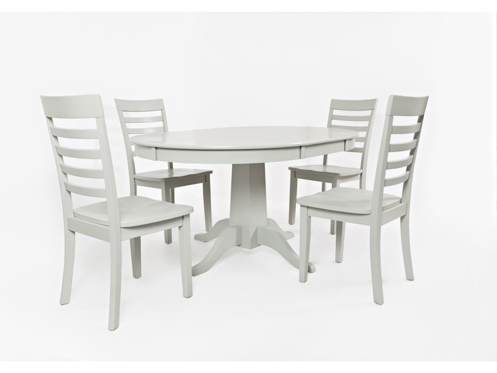 Jofran Everyday ClassicsKitchen Table and 4 Chair Set