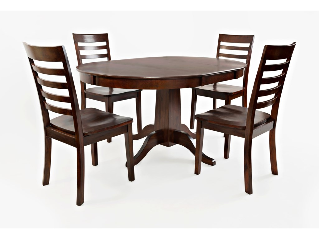 VFM Signature Everyday ClassicsKitchen Table and 4 Chair Set