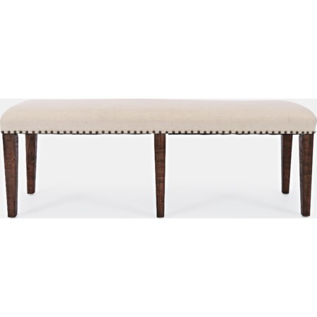 Backless Dining Bench