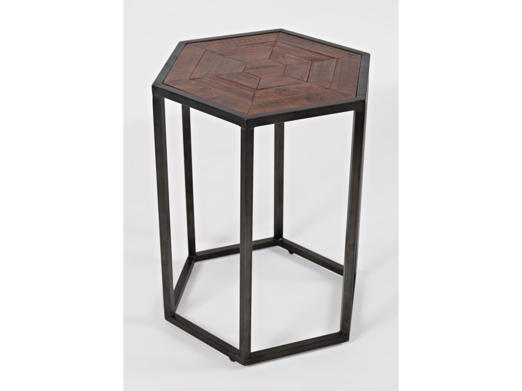 Jofran Flatiron DistrictTwo Piece End Table Set