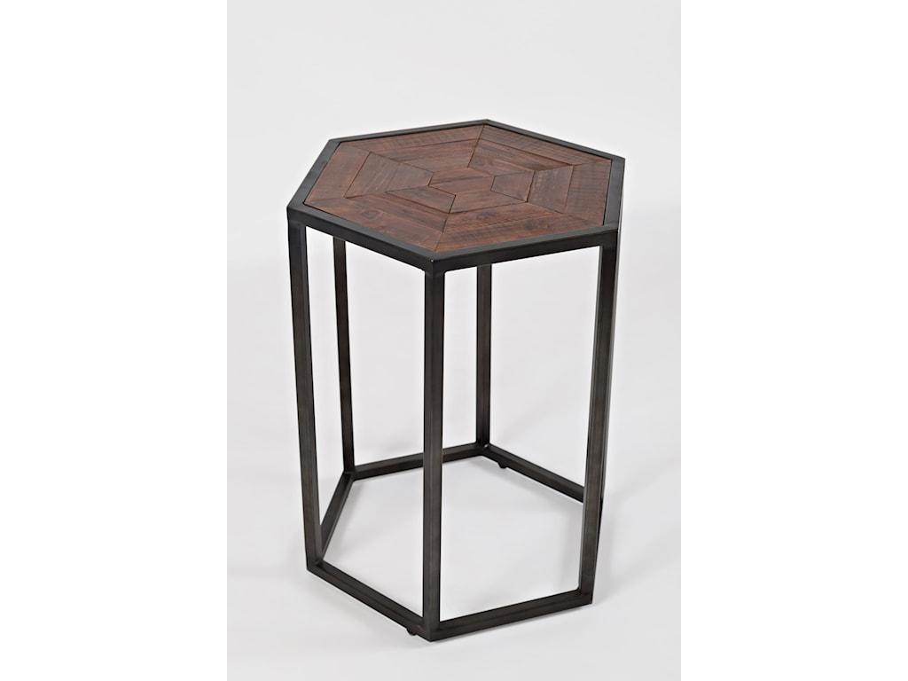 Jofran Flatiron DistrictTwo Piece End Table Set