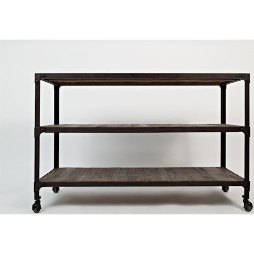 Jofran Franklin Forge Franklin Forge Sofa Table
