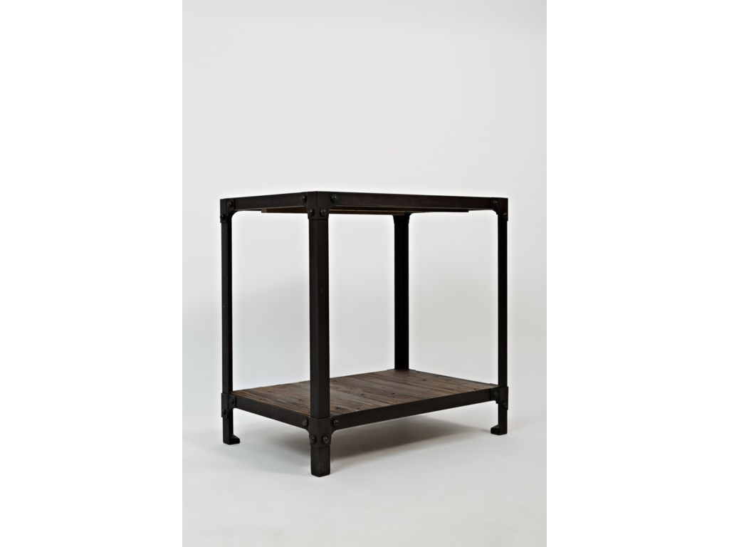 Jofran Franklin ForgeFranklin Forge Chairside Table