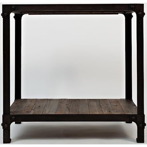 Jofran Franklin Forge Franklin Forge Chairside Table