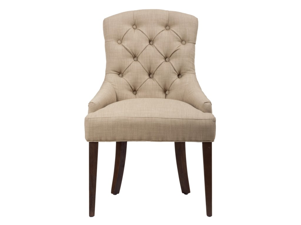 Morris Home Furnishings Long BeachLong Beach Upholstered Side Chair