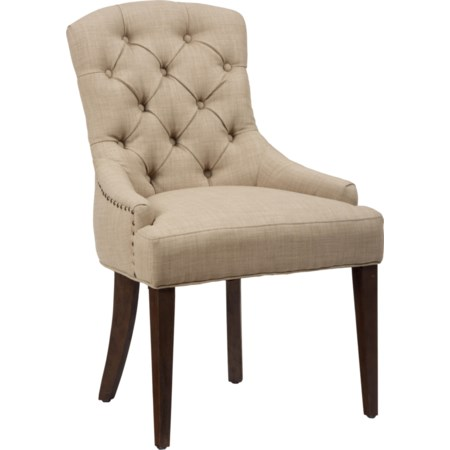 Long Beach Upholstered Side Chair