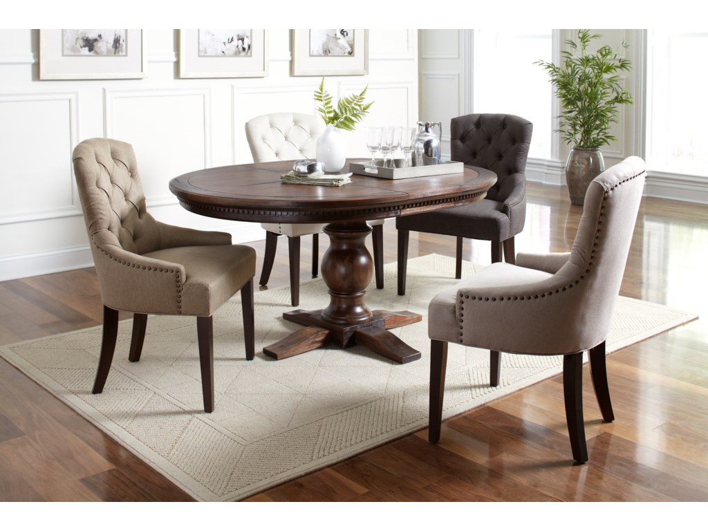 Belfort Essentials Geneva HillsUpholstered Side Chair