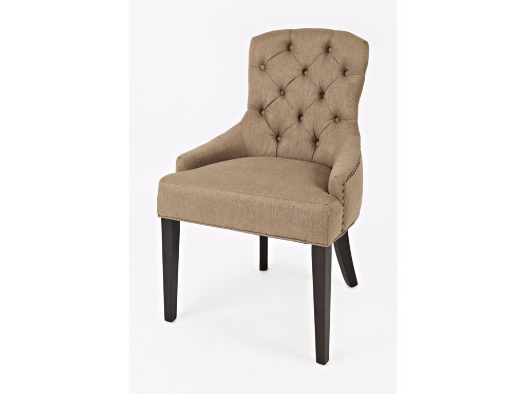 Jofran Geneva HillsUpholstered Side Chair