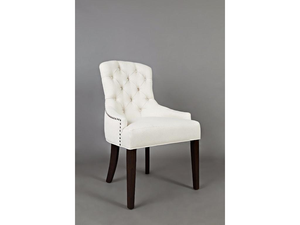 Jofran Geneva HillsUpholstered Side Chair