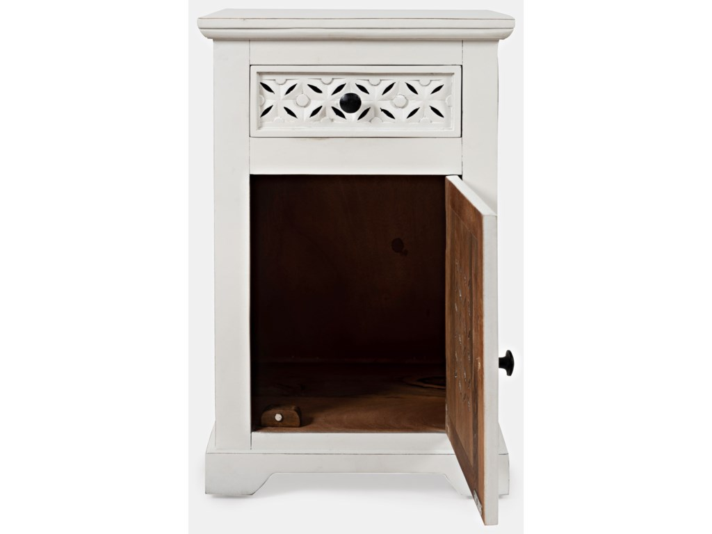 Jofran Global ArchiveDecker Small Accent Cabinet