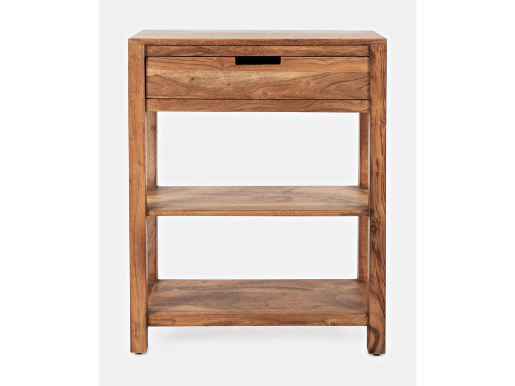 Jofran Global Archive1 Drawer Accent Table