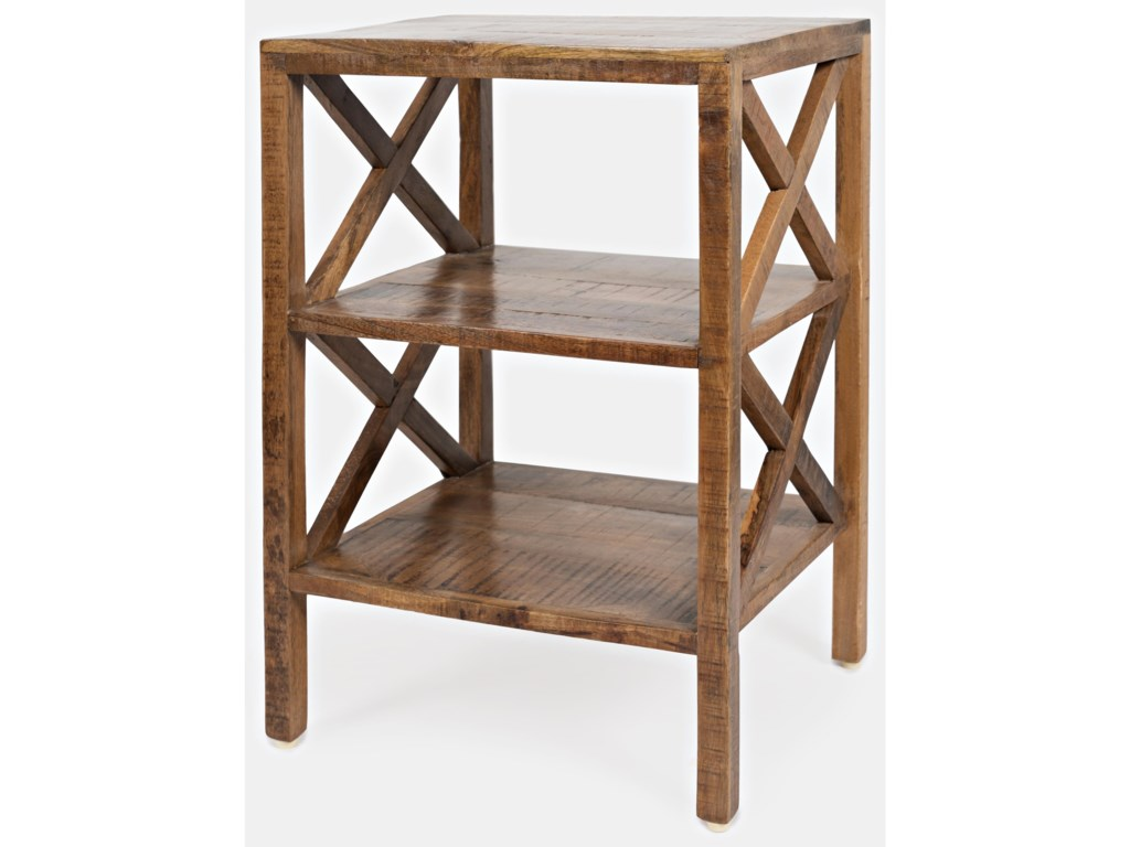 Jofran Global ArchiveDylan X-Side Table