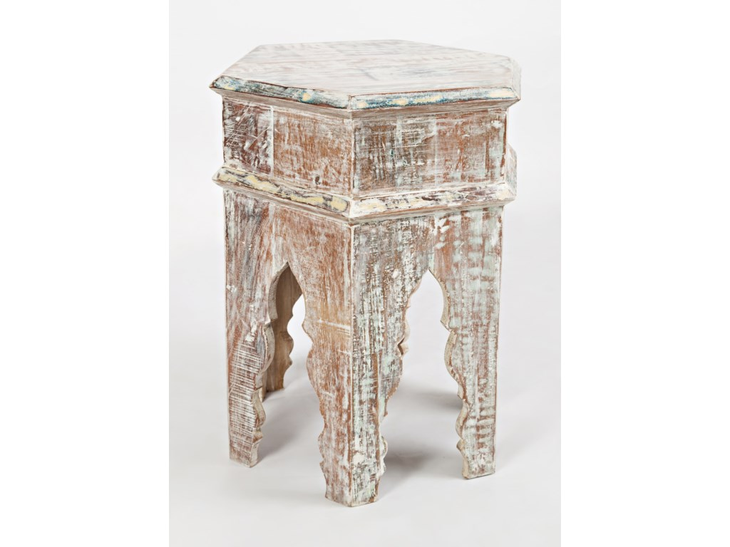 Jofran Global ArchiveArabesque Accent Table